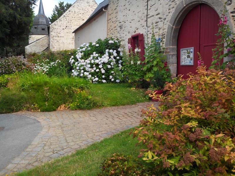 Chambre d'hôtes Les Logis de Sainte-Croix - Josselin - Morbihan - Bretagne