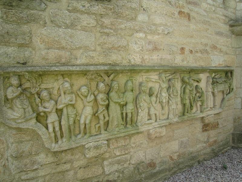 Calvaire monumental et enclos paroissial - Guéhenno