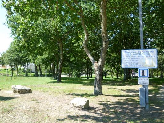 Camping municipal de Guéhenno - Guéhénno