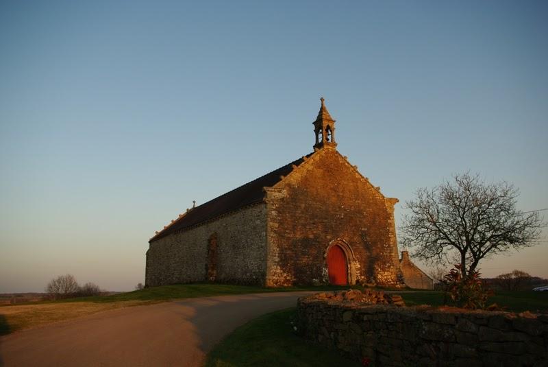 Chapelle Saint-Michel - Guéhenno