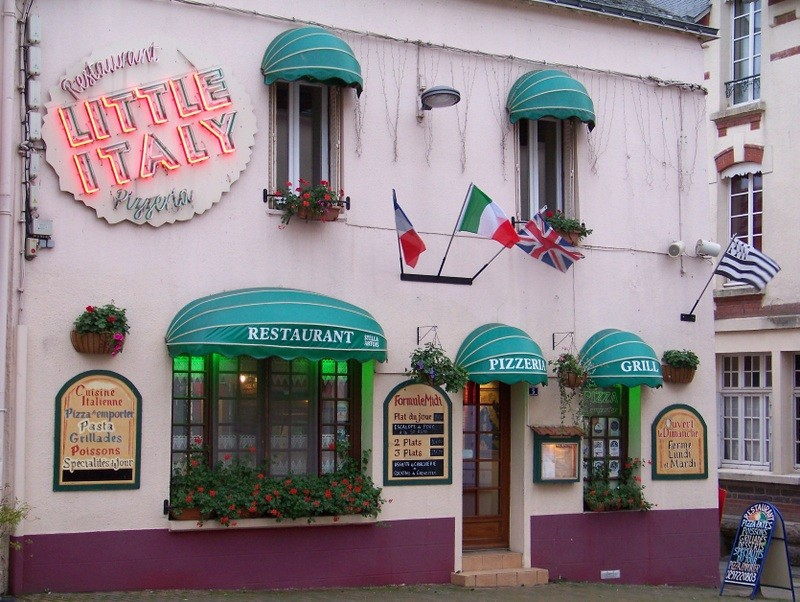 Restaurant-Pizzeria Little Italy - Guer
