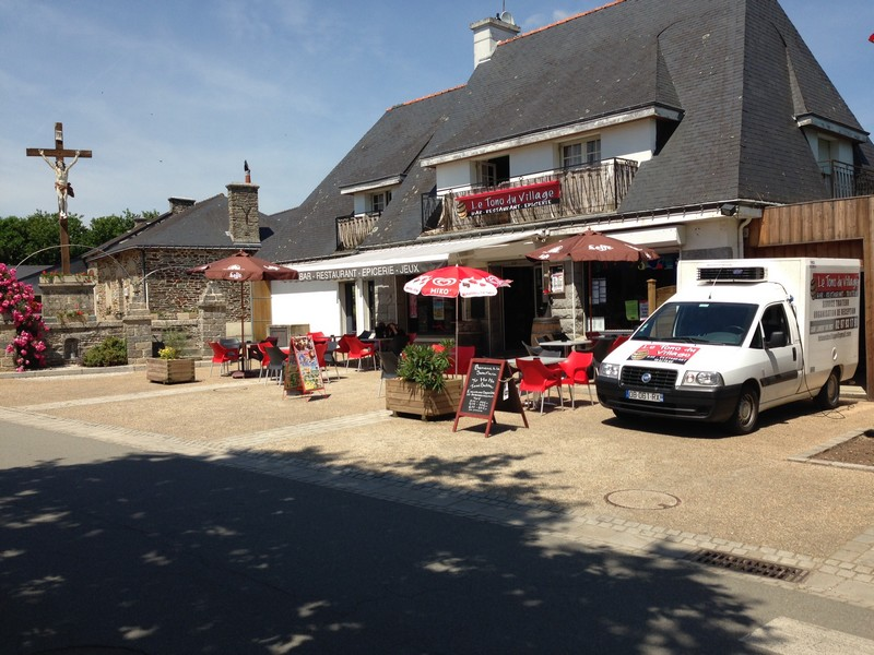 Restaurant-traiteur le Tono du Village - Saint-Laurent-sur-Oust